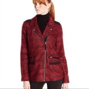 Lucky Brand Tweed Blazer/ Dress Jacket XS